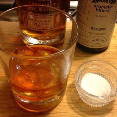 Old Fashioned Recipe | SideChef
