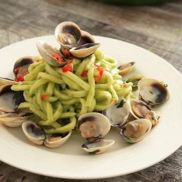 Vongole & Broccoli Pasta Recipe | SideChef