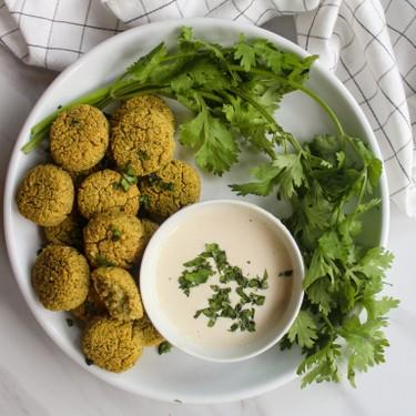 Vegan Oven Baked Falafel Recipe   SideChef