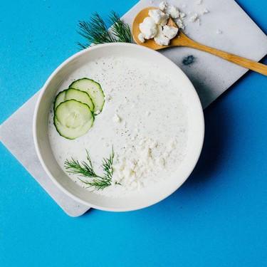 Feta Tzatziki Sauce Recipe | SideChef