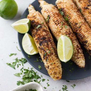 Roasted Masala Corn On the Cob Recipe   SideChef