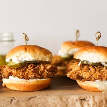 Mom's Crispy Oven Baked Chicken Sandwich Recipe | SideChef