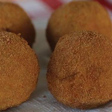 Pumpkin Arancini Recipe   SideChef