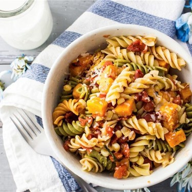 Habanero Sweet Potato Pasta Recipe   SideChef