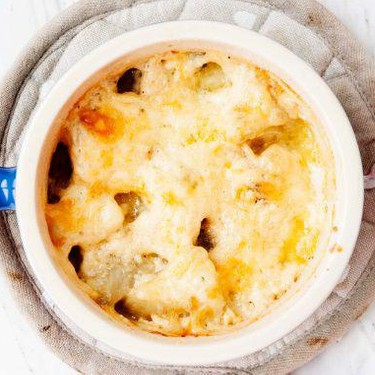 Baked Cheesy Fennel Recipe | SideChef
