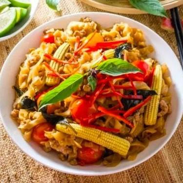 Pad Kee Mao (Thai Drunken Noodles) Recipe | SideChef
