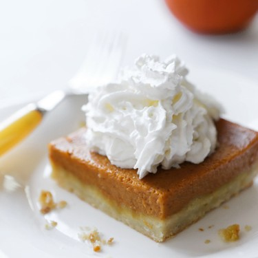 Pumpkin Pie Bars Recipe   SideChef
