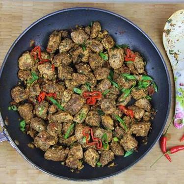 Geera Pork (Spicy Cumin Pork) Recipe | SideChef