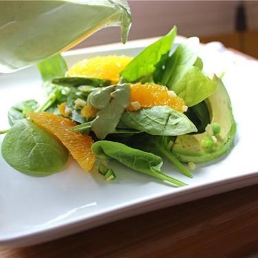 Spinach, Avocado, and Orange Salad Recipe | SideChef