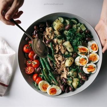 Niçoise Salad Recipe   SideChef