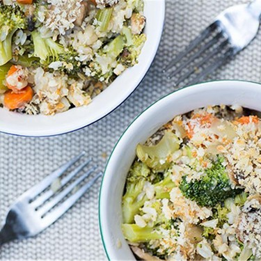 Broccoli and Rice Casserole Recipe | SideChef