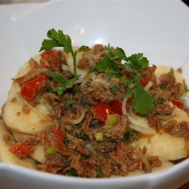 Cornmeal Dumplings Recipe | SideChef
