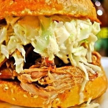 BBQ Pulled Pork Sandwich Recipe   SideChef