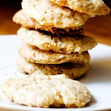 Coconut Cookies (Gluten-Free) Recipe | SideChef