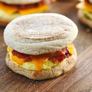 Bacon Breakfast Sandwiches Recipe | SideChef