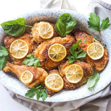 Silver Palate Lemon Chicken Recipe   SideChef