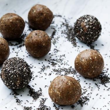 Black Garlic Energy Balls Recipe | SideChef