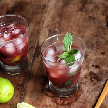 Cherry Caipiroska Recipe | SideChef