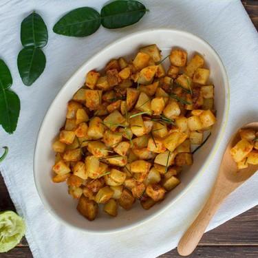 Spicy Fried Potatoes (Sambal Goreng Kentang) Recipe | SideChef