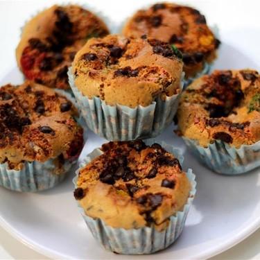 Almond Butter Chocolate Chip Cupcakes Recipe   SideChef