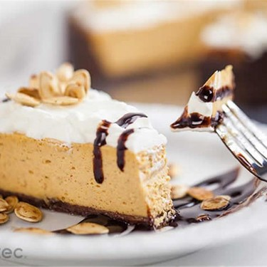 Pumpkin Cheesecake Recipe | SideChef