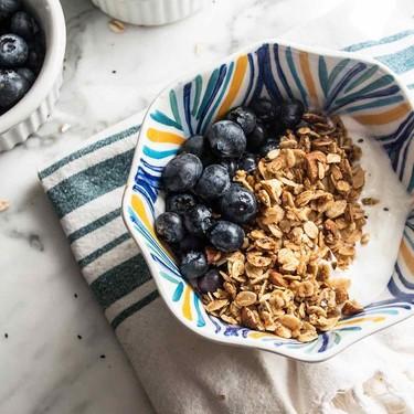 Crunchy Lemon Almond and Coconut Granola Recipe | SideChef