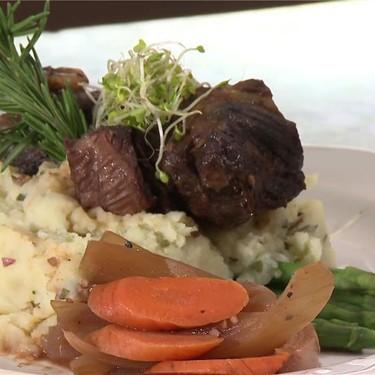 Braised Beef Short Ribs Recipe | SideChef