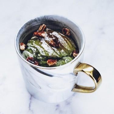 Matcha Gâteau de Tasse (Matcha Mug Cake) Recipe | SideChef