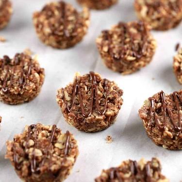 Grab & Go Dark Chocolate Granola Snack Cups Recipe | SideChef