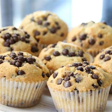 Chocolate Chip Muffins Recipe   SideChef