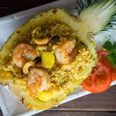 Pineapple Fried Rice Recipe   SideChef