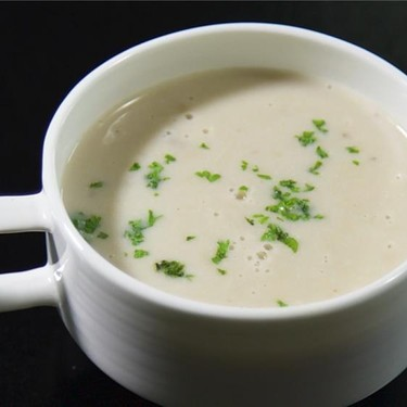 Creamy Mushroom Soup Recipe | SideChef