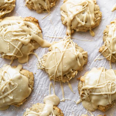 Salted Caramel Apple Cookies Recipe | SideChef