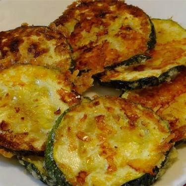 Zucchini Parmesan Crisps Recipe   SideChef