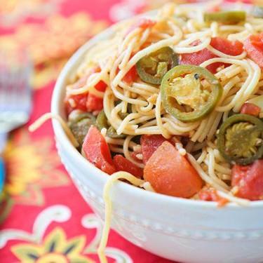 Spruced-Up Spaghetti Recipe | SideChef