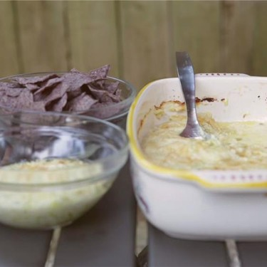 Warm Parmesan Artichoke Dip Recipe | SideChef