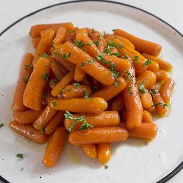 Orange Spiced Maple Glazed Carrots Recipe | SideChef