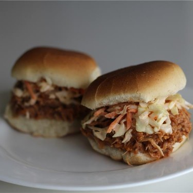 The Wright Pulled Pork Sliders Recipe   SideChef