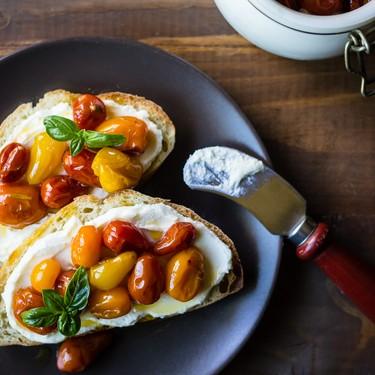 Cherry Tomato Confit Recipe   SideChef