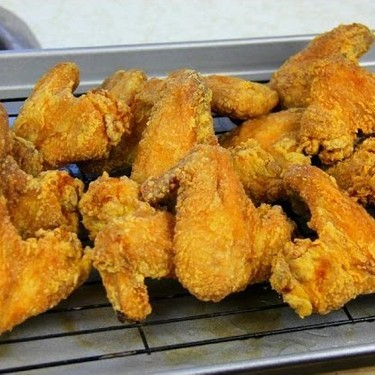 Caribbean-Style Fried Chicken Wings Recipe | SideChef