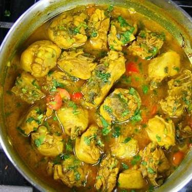 Coconut Curry Chicken Recipe | SideChef