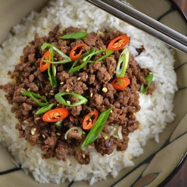 Easy Korean Beef Recipe | SideChef