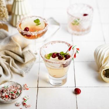 Easy Candy Cane Martini Recipe | SideChef