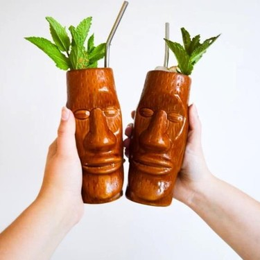 Painkiller Tiki Drinks Recipe | SideChef