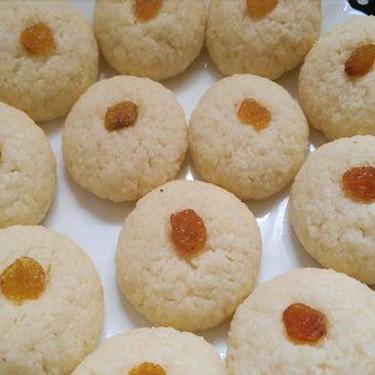 Coconut Cookies Recipe   SideChef