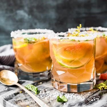 Citrus Kombucha Mezcal Cocktails Recipe | SideChef