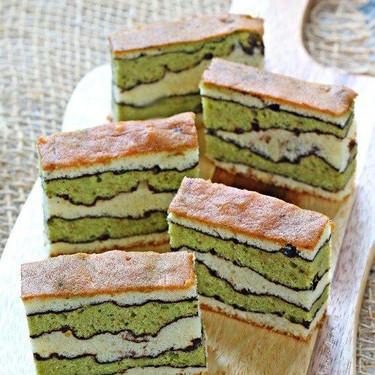 Topo Map Love Cake Recipe | SideChef
