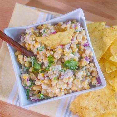 Vegan Esquites (Mexican Corn Dip) Recipe   SideChef