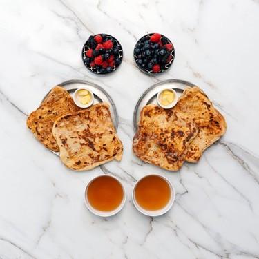 Savory M'semmen (Crispy Moroccan Pancakes) Recipe   SideChef