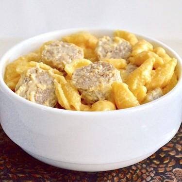 Bratwurst and Beer Mac and Cheese Recipe   SideChef